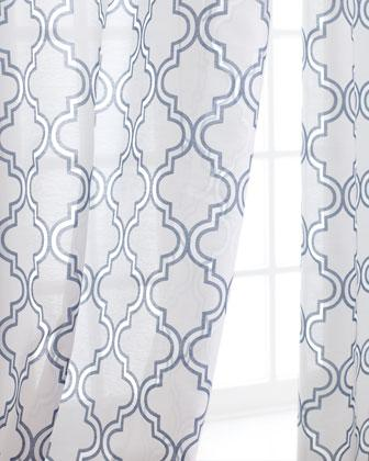 Blue And White Floral Curtains Blue and White Patterned Fabric