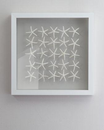 u0027Skinny Starfishu0027 Wall Decor - Neiman Marcus