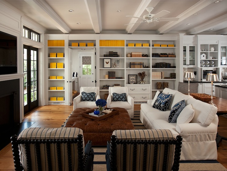 View Full Size. Incredible Open Plan Living Room ...