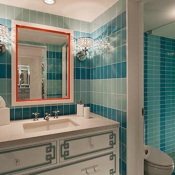 Sea Foam Green Bathroom Accessories