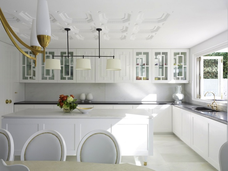 Art Deco Kitchen Contemporary Kitchen Greg Natale