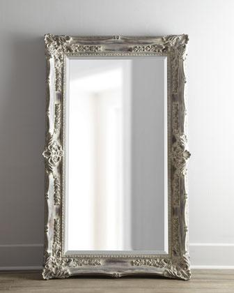 39 antique french 39 floor mirror neiman marcus for Floor length mirror for sale