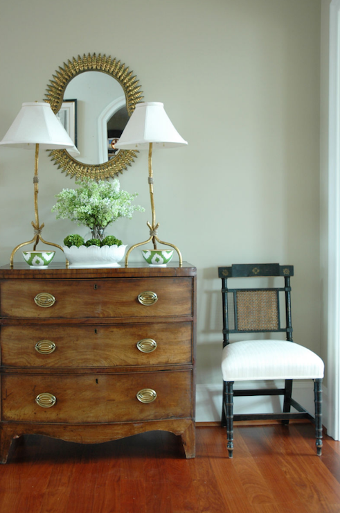 Contemporary Foyer Chest : Vintage foyer chests design ideas