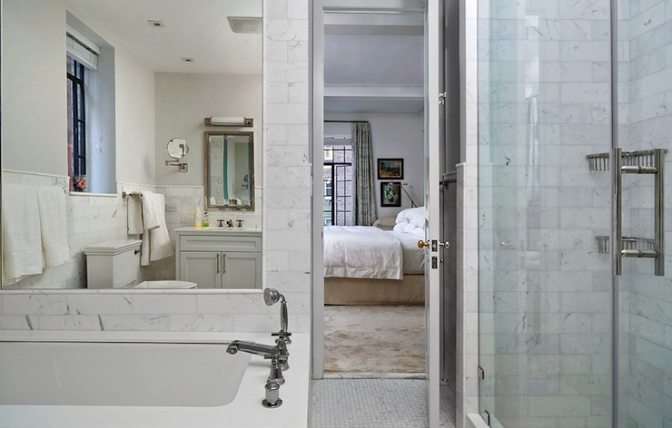 Ensuite bathroom transitional bathroom best and for Ensuite master bath