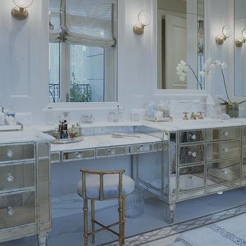 Hidden Bathroom Outlets Design Ideas