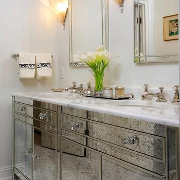Art Deco Bathroom Vanity. Antique Mirrored Bathroom Vanity View Full Size Gorgeous Art Deco