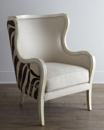 Beautiful U0027Cartatau0027 Wing Chair   Neiman Marcus