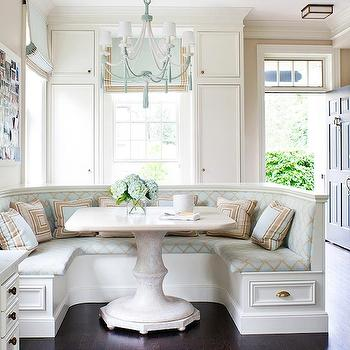 U Shaped Banquette Design Ideas