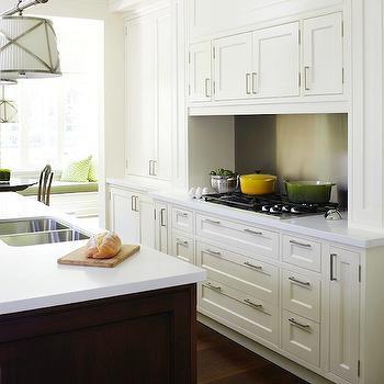 Eat In Kitchen Ideas Transitional Kitchen Sherwin