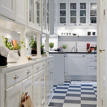 Checkerboard Floor