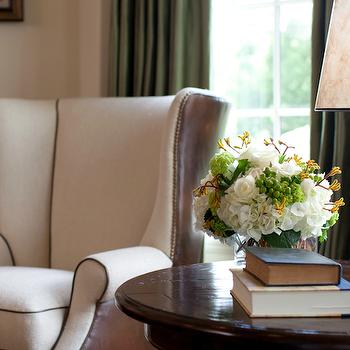 Reading Nook, Transitional, living room, Marie Flanigan Interiors