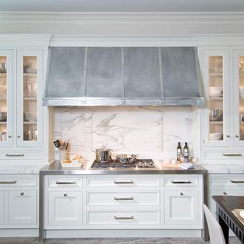Marble Backsplash, Traditional, kitchen, O'Brien Harris
