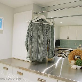 Ikea Laundry Room Cabinets Design Ideas