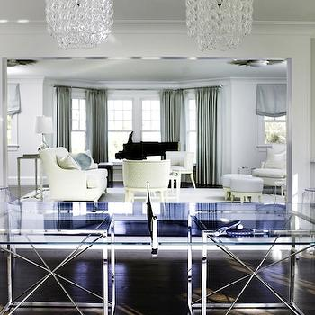 Modern Ping Pong Table, Contemporary, media room, Morgan Harrison Home
