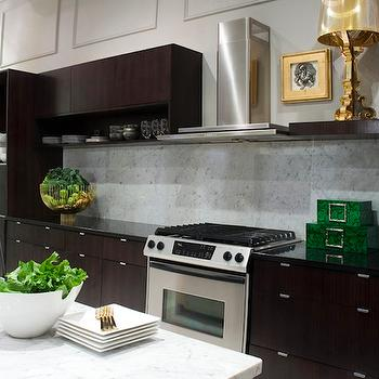 Espresso Cabinets, Contemporary, kitchen, Smith Boyd Interiors