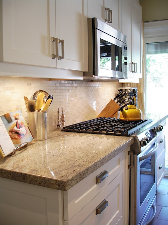 Kashmir White Granite Backsplash Ideas Part - 26: Kashmir White Granite View Full Size