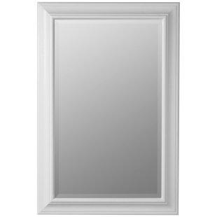 cooper classics alexandra rectangular mirror simply mirrors - White Framed Mirror