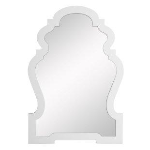 White Framed Wall Mirror white framed mirror - products, bookmarks, design, inspiration and