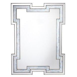 Kichler Shellabella Wall Mirror, Simply Mirrors