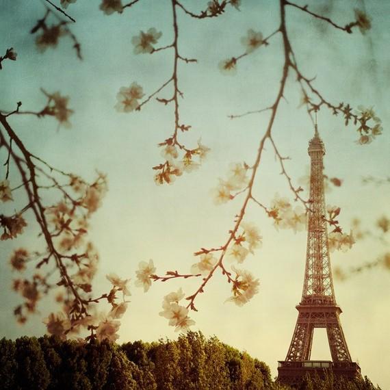 Eiffel Tower Marquee Light: Luminaire Eiffel Tower Black Print