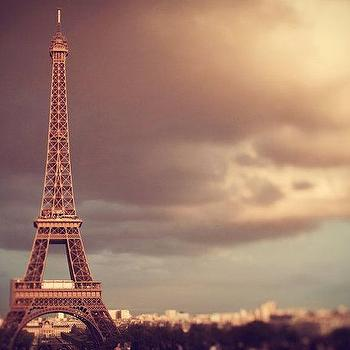 Eiffel Tower at Sunset Fine Art by EyePoetryPhotography I Etsy