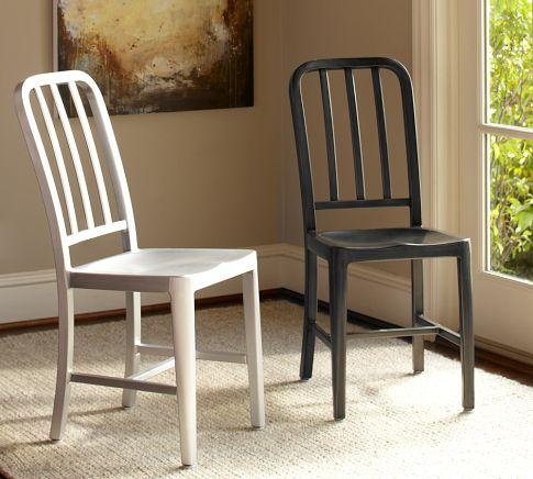 Metal Dining Chairs Pottery Barn Project Pdf Download