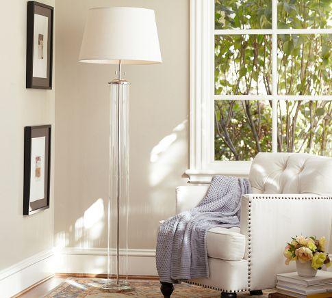 Maison Floor Lamp Base - Pottery Barn