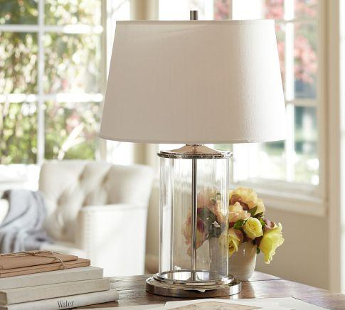 Maison Table Lamp Base Pottery Barn