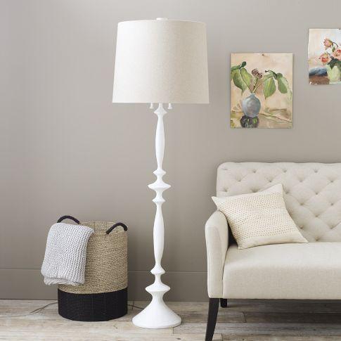 stephen antonson nautilus floor lamp west elm. Black Bedroom Furniture Sets. Home Design Ideas