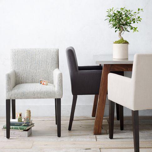 Porter Upholstered Armchair West Elm