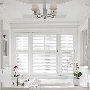 Drop In Tub Ideas, Transitional, bathroom, New England Home