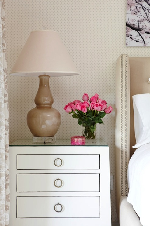 Jacqui Nightstand Design Ideas