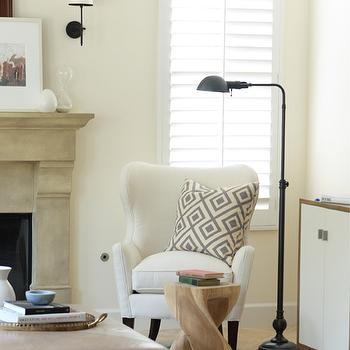 Lovely Corner Chair Living Room