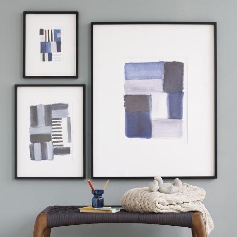 Superieur Watercolor Brushstroke Wall Art   West Elm