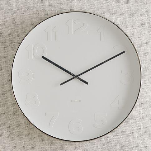The Conran Shop Online Pluto Sunburst Clock