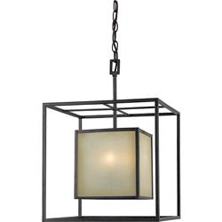 Hilden collection 4 light hanging pendant overstock aloadofball Gallery