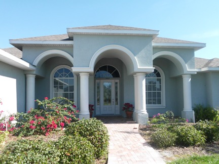 Exterior paint colors for houses in florida exterior for Florida stucco