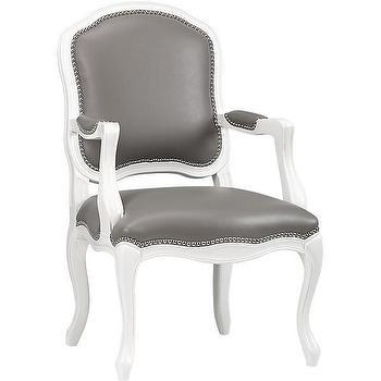 stick around arm chair, CB2
