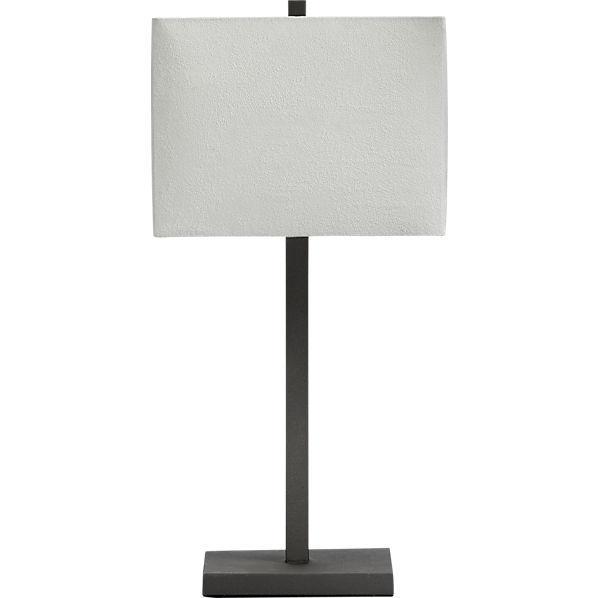 nash table lamp - CB2 - Table Lamp - CB2