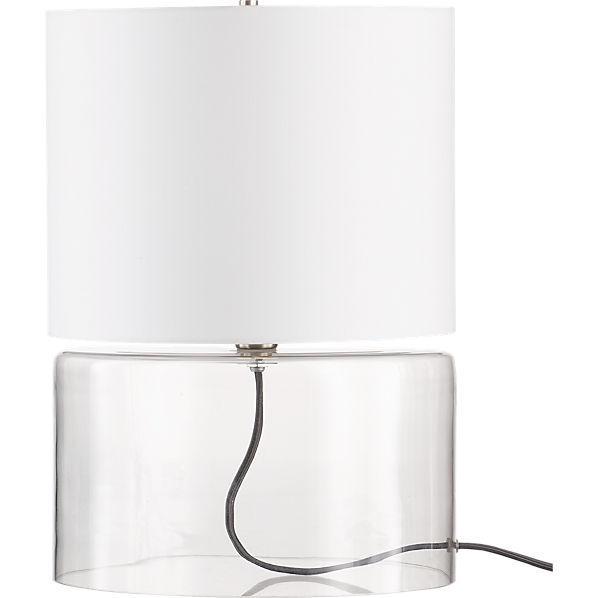 greyline table lamp - CB2 - Table Lamp - CB2