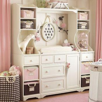 Changing Table Hutch. «