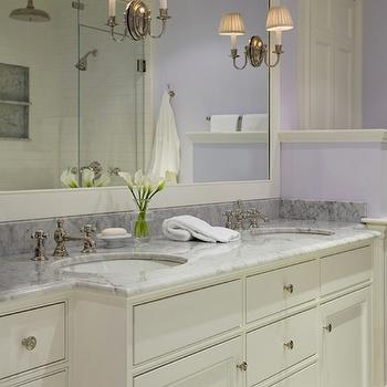 Jack and Jill bathroom Design, Traditional, bathroom, Kate Coughlin Interiors