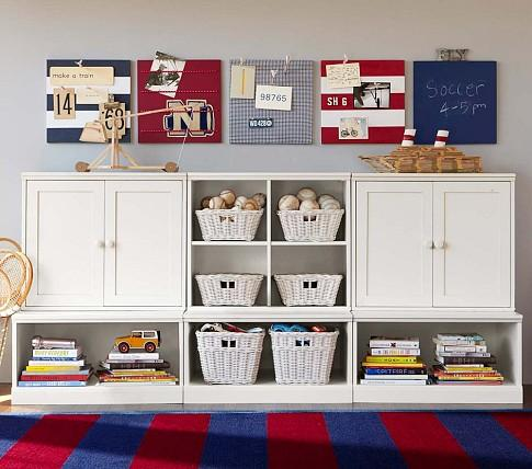 Cameron Creativity Lower Storage System Pottery Barn Kids