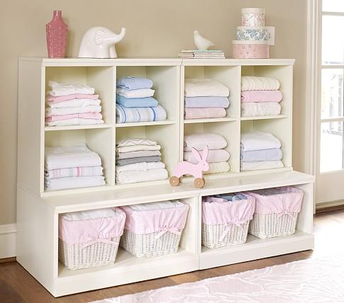 Cameron 2 Cubby U0026 2 Base Set   Pottery Barn Kids
