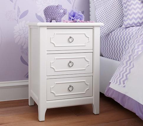Regency Nightstand Pottery Barn Kids