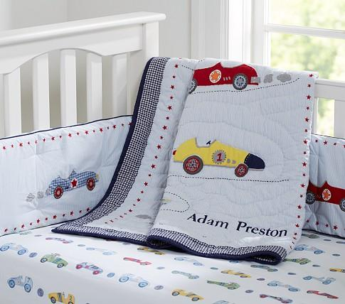 Race Car Bedding Twin