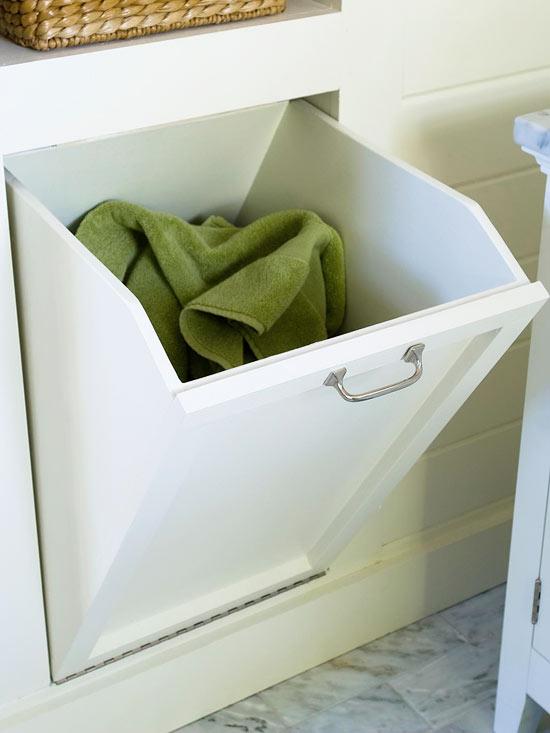 tilt out laundry bin. Black Bedroom Furniture Sets. Home Design Ideas