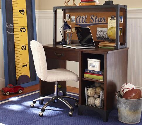 Awesome Tribeca Desk Hutch Pottery Barn Kids Inzonedesignstudio Interior Chair Design Inzonedesignstudiocom