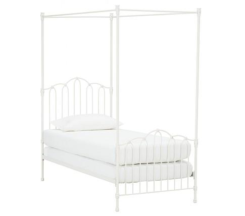 Allie Iron Bed Amp Canopy Pottery Barn Kids