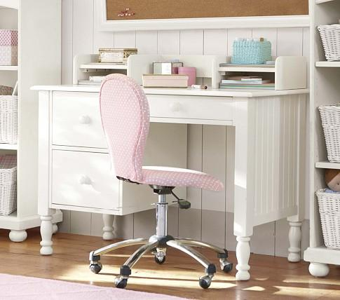 Swell Catalina Storage Desk Small Hutch Pottery Barn Kids Inzonedesignstudio Interior Chair Design Inzonedesignstudiocom